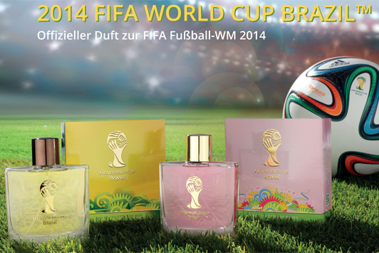 Parfum FIFA WM Brasilien