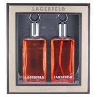 Lagerfeld Lagerfeld (Classic), Eau de Toilette 125 ml + After Shave 125 ml Geschenksets für Herren