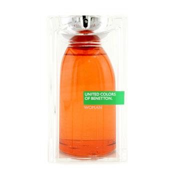 Benetton UCB Woman  - Eau de Toilette Spray 125 ml