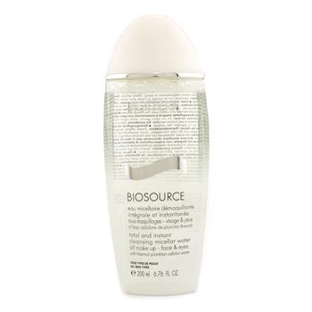 Biotherm Biosource Softening & Make Up Removing Milk - Reinigungsmilch 400 ml
