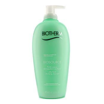 Biotherm Biosource Lait Démaquillant Clarifiant - normale Haut - Reinigungsmilch 400 ml