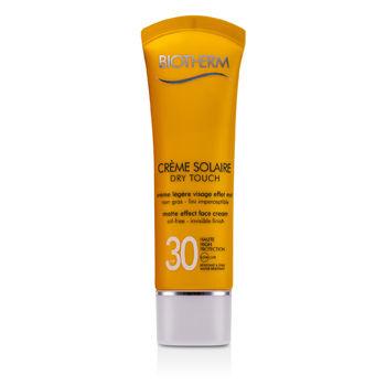 Biotherm Sonnenpflege Creme Solair Anti Age SPF 30 - Dry Touch Face - Gesichtscreme 50 ml