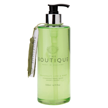 Boutique Grapefruit, Lime and Mint Hand Wash - Handseife 500 ml