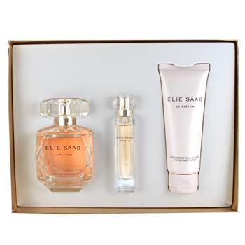 Elie Saab Elie Saab Le Parfum   - Geschenksets Eau de Parfum Spray 90 ml + EDP Mini 10 ml + Body Lotion 75 ml