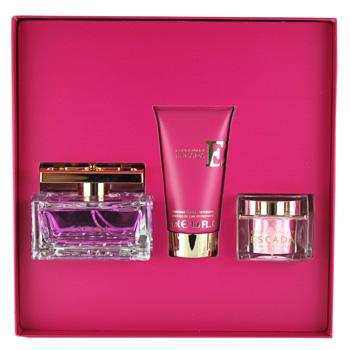 Escada Especially  - Geschenksets Eau de Parfum 75 ml Spray + Bodylotion 50 ml + Bade Perlen 18 g