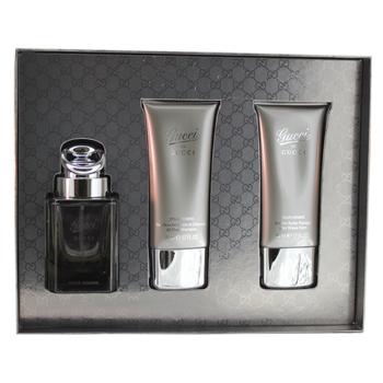 Gucci Gucci by Gucci Homme  - Geschenksets Eau de Toilette 50 ml + After Shave Balsam 50 ml + Duschgel 50 ml