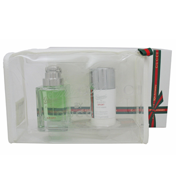 Gucci Gucci by Gucci Sport  - Geschenksets Eau de Toilette Spray 90 ml + Deo Stick 75 ml + Tasche