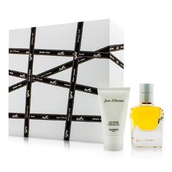 hermes jour d 39 hermes set eau de parfum spray 50 ml body lotion 30 ml. Black Bedroom Furniture Sets. Home Design Ideas
