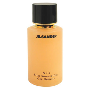 Jil Sander Damendüfte No. 4  Shower Gel  200 ml