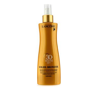 Lancome Sonnenpflege Soleil Bronzer Lait SPF 30 - Sonnenmilch 200 ml
