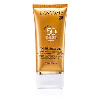 Lancome Sonnenpflege Soleil Bronzer Creme Visage getönt - Sonnencreme 50 ml