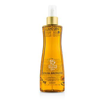 Lancome Sonnenpflege Soleil Bronzer Huile SPF 15 - Sonnenöl 200 ml