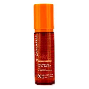 Lancaster Sun Care Satin Sheen Oil Fast Tan Optimizer SPF 30 - Sonnenöl 150 ml
