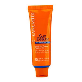 Lancaster Sun Care Fresh Gel Cream Radiant Tan SPF 10 - Sonnenlotion 50 ml