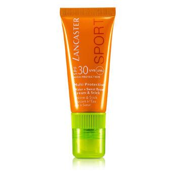 Lancaster Sun Sport Multi Protection Water & Sweat Resist Cream & Stick SPF30 - Sonnenstift 20 ml