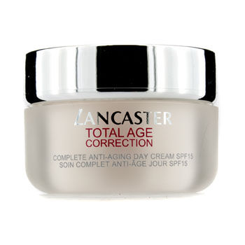 Lancaster Total Age Correction Globale Anti-Aging Daycream SPF15 - Gesichtscreme 50 ml