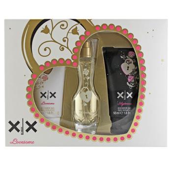Mexx XX by Mexx Lovesome  - Geschenksets Eau de Toilette Spray 20 ml + Duschgel 50 ml + Duschgel Mysterious 50 ml