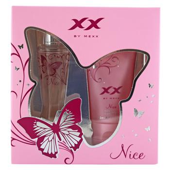 Mexx XX by Mexx Nice Woman  - Geschenksets Eau de Toilette Spray 20 ml + Duschgel 50 ml