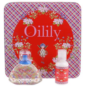Oilily Parfum Oilily Classic Oilily-Sammler-Dose - Geschenksets Eau de Parfum Spray 50 ml + Body Lotion 50 ml