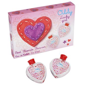 Oilily Parfum Oilily Lucky Girl Sonderedition - Best Friends Forever - Eau de Toilette Spray 2 x 10 ml