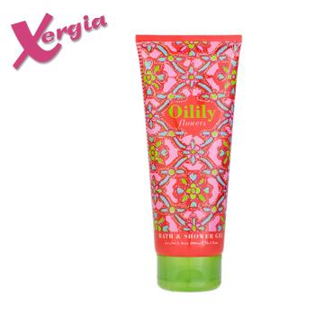 Oilily Parfum Oilily Flowers  - Bad und Duschpflege 200 ml