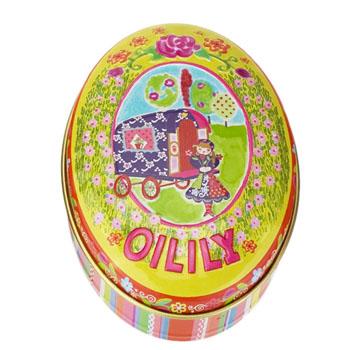 Oilily Parfum Oilily Soap Tin Yellow - Seife 75 g