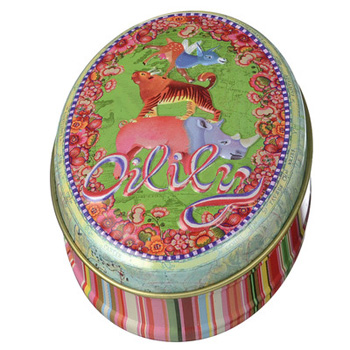 Oilily Parfum Oilily Soap Tin Animal - Seife 75 g
