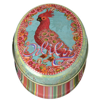 Oilily Parfum Oilily Soap Tin Parrot - Seife 75 g