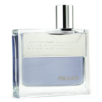 Prada Prada Man Amber pour Homme - After Shave 100 ml