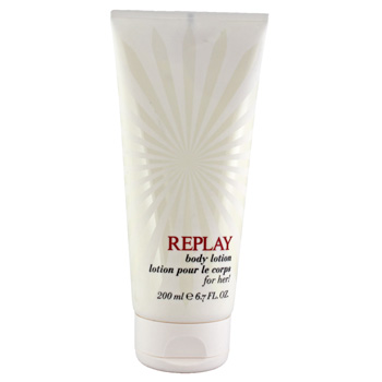 Replay Replay Woman  - Body Lotion 200 ml