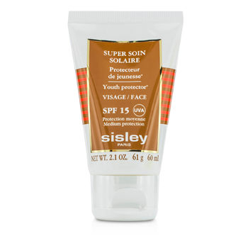Sisley Sonnenpflege Super Soin Solaire Visage SPF 15 - Sonnencreme 60 ml
