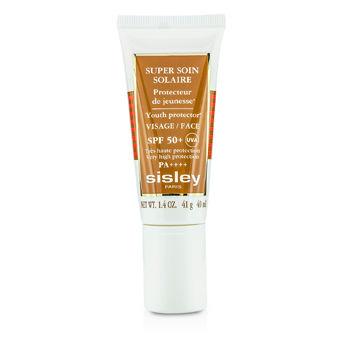 Sisley Sonnenpflege Super Soin Solaire Visage SPF 50+ - Sonnencreme 40 ml