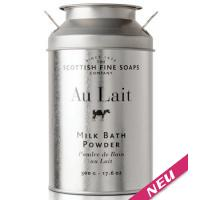 Scottish Fine Soaps Au Lait