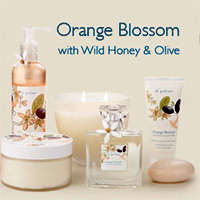 Di Palomo Orange Blossom with Wild Honey and Olive