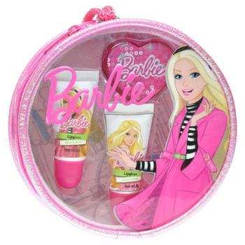 Barbie Barbie Fashion Fairytale - Kindersets Lipgloss 8 g + Lipgloss Pink 8 g + Lipglos Pink 2,5 g