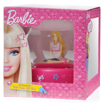 Barbie Barbie Barbie Fun - Schneekugel - Badeschaum 400 ml